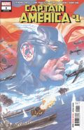 Captain America (2018 9th Series) 1A