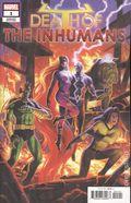 Death of the Inhumans (2018 Marvel) 1B