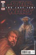 Star Wars The Last Jedi (2018 Marvel) 4A