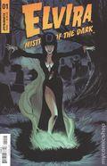 Elvira Mistress of the Dark (2018 Dynamite) 1D