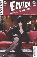Elvira Mistress of the Dark (2018 Dynamite) 1F