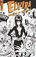 Elvira Mistress of the Dark (2018 Dynamite) 1I