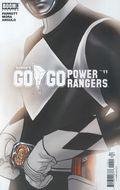 Go Go Power Rangers (2017 Boom) 11B
