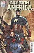 Captain America (2018 9th Series) 1J