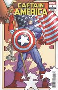 Captain America (2018 9th Series) 1K
