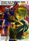 Mobile Suit Gundam Wing The Glory of Losers GN (2017 A Vertical Digest) 1-1ST
