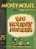 Mickey Mouse Magazine (1935-1940 Western) Vol. 2 #3