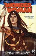 Wonder Woman HC (2017 DC Universe Rebirth) Deluxe Edition 2-1ST