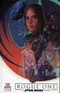 Rogue One A Star Wars Story HC (2018 Marvel) 1-1ST