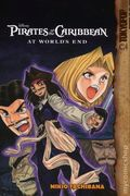Disney Manga: Pirates of the Caribbean At World's End GN (2018 A Tokyopop Digest) 1-1ST