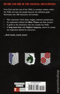 Attack on Titan Character Encyclopedia SC (2018 Kodansha) 1-1ST
