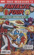 True Believers Fantastic Four Galactus Hungers (2018) 1