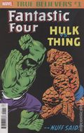 True Believers Fantastic Four Hulk vs. Thing (2018) 1