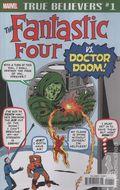 True Believers Fantastic Four vs. Doctor Doom (2018) 1