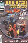 Red Hood and the Outlaws (2016) 24A