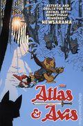 Atlas and Axis TPB (2018 Titan Comics) 1-1ST