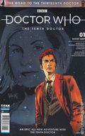 Doctor Who The Road to the 13th Doctor (2018 Titan Comics) 1A