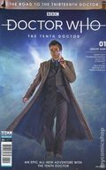 Doctor Who The Road to the 13th Doctor (2018 Titan Comics) 1B