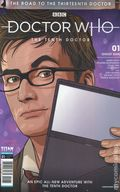 Doctor Who The Road to the 13th Doctor (2018 Titan Comics) 1C