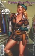 Grimm Fairy Tales Cosplay Special (2018 Zenescope) 1A