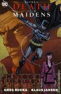 Batman Death and the Maidens TPB (2018 DC) New Edition 1-1ST