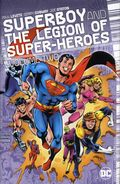 Superboy and the Legion of Super-Heroes HC (2017 DC) 2-1ST