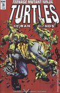 Teenage Mutant Ninja Turtles Urban Legends (2018 IDW) 3B