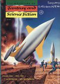 Fantasy and Science Fiction (1949-Present Mercury Publications) Pulp Vol. 6 #4