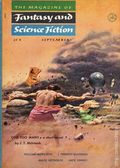 Fantasy and Science Fiction (1949-Present Mercury Publications) Pulp Vol. 7 #3