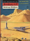 Magazine of Fantasy and Science Fiction (1949-Present Mercury Publications) Pulp Vol. 7 #6