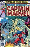 Marvel Spotlight (1979 2nd Series) UK Edition 3