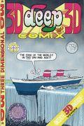 Deep 3-D Comix (1970) #1, 1st Printing