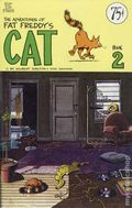 Adventures of Fat Freddy's Cat (1977-1992 Rip Off Press) #2, 2nd Printing