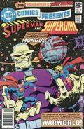 DC Comics Presents (1978 DC) Mark Jewelers 28MJ