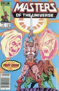 Masters of the Universe (1986 Marvel/Star Comics) Canadian Price Variant 1
