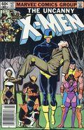 Uncanny X-Men (1963 1st Series) 167B