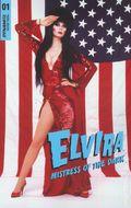 Elvira Mistress of the Dark (2018 Dynamite) 1L