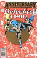 Detective Comics (1937 1st Series) Canadian Price Variant 526