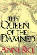 Queen of the Damned HC (1988 A Knopf Novel) The Vampire Chronicles 1-REP