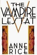Vampire Lestat HC (1985 A Knopf Novel) By Anne Rice 1-REP