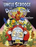 Walt Disney Uncle Scrooge and Donald Duck HC (2014-2018 FB) The Don Rosa Library 9-1ST