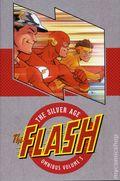 Flash The Silver Age Omnibus HC (2014-2018 DC) 1st Edition 3-1ST