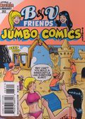 B and V Friends Double Digest (2010 Archie) 263