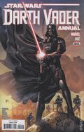 Star Wars Darth Vader (2015 Marvel) Annual 2A