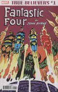 True Believers Fantastic Four by John Byrne (2018) 1