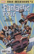 True Believers Fantastic Four by Walter Simonson (2018) 1