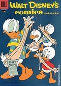 Walt Disney's Comics and Stories (1940 Dell/Gold Key/Gladstone) 206-15C