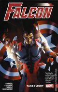 Falcon Take Flight TPB (2018 Marvel) 1-1ST