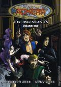 Legends of Aukera: The Ascendants GN (2018 Caliber) 1-1ST