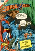 Supercomic Serie Colibri (c. 1975) Superman Mexican Series 1, #1